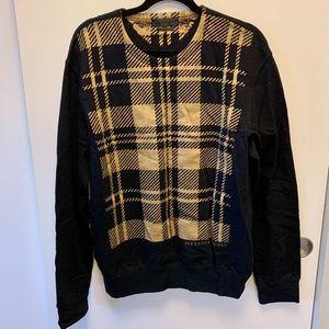 Alexander McQueen Plaid Sweatshirt